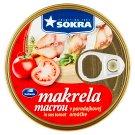 Sokra Mackerel in Tomato Sauce 160 g