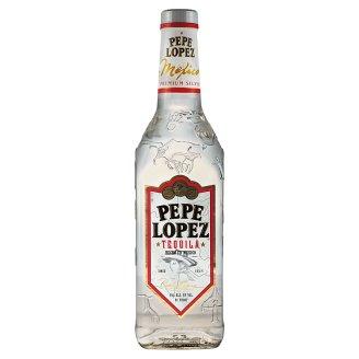 Pepe Lopez Premium Silver tequila 700 ml