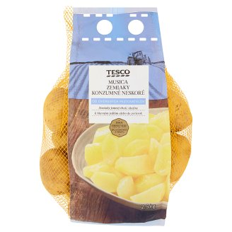 Tesco Musica Potatoes Consumed Late 2.5 kg