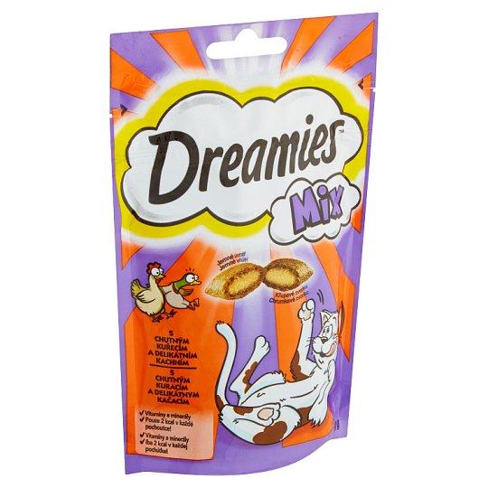 Dreamies S kuracím a kačacím 60 g