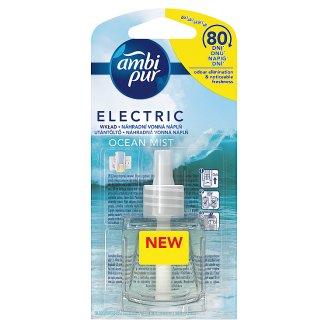 Ambi Pur Ocean Mist Náplň Do Elektrického Osviežovača Vzduchu 20 ml