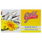 Gold Plus Sardines in Brine and Plant Oil 125 g