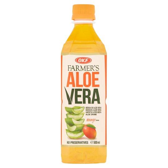 OKF Farmer's Aloe Vera Mango 500 ml