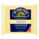 Lye Cross Farm English Mild White Cheddar 200 g