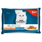 GOURMET Perle Multipack - Mini Fillets in Sauce 4 x 85 g