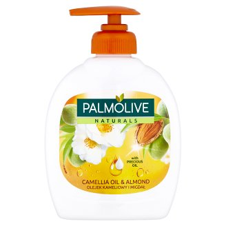 Palmolive Naturals Camellia Oil & Almond tekuté mydlo 300 ml