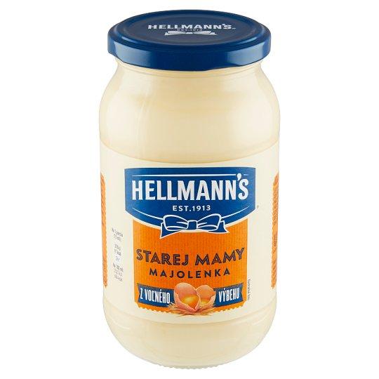 Hellmann's Majolenka starej mamy 405 ml