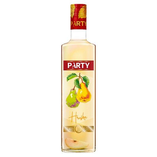 Party Hruška 40% 0,5 l
