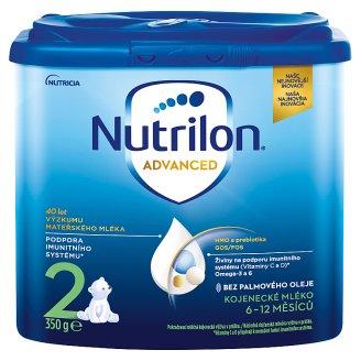 Nutrilon 2 následné dojčenské mlieko 6-12 m 350 g