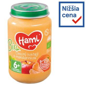 HAMI ovocný príkrm BIO Ovocný koktail s mandarínkou 200 g