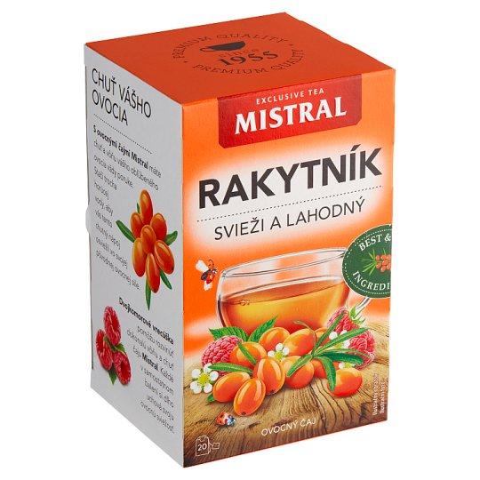 Mistral Rakytník ovocný čaj 20 x 2 g