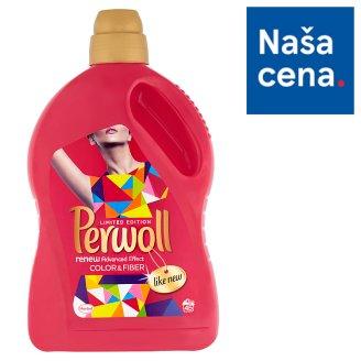 Perwoll renew Advanced Effect Color & Fiber 45 praní 2,7 l