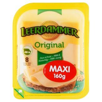 Leerdammer Original Maxi Cheese 8 Slices 160 g