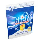Finish Powerball Quantum Max Lemon Sparkle tablety do umývačky riadu 40 ks 620 g