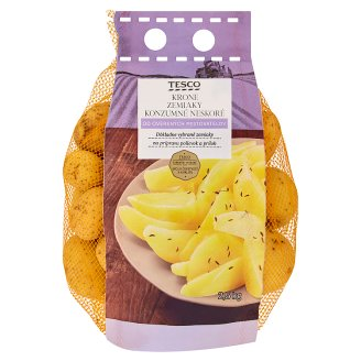 Tesco Krone Potatoes Consumed Late 2.5 kg