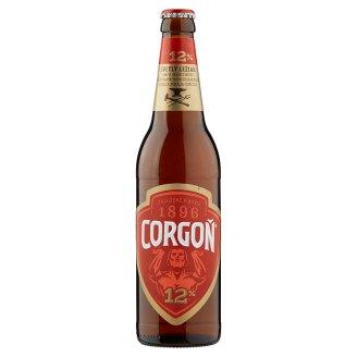 Corgoň 12% Light Lager Beer 500 ml