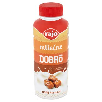 Rajo Milk Dobrô Salted Caramel 350 ml