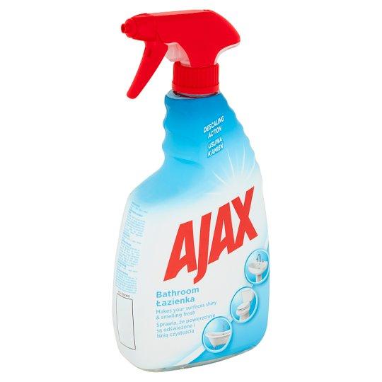 Ajax Bathroom Household Cleaner 750 Ml