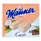 Manner Crispy Wafers with Coconut Cream Filling 75 g