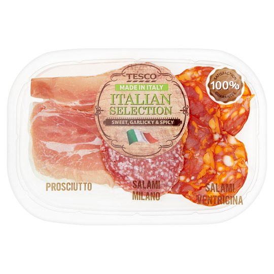 Tesco Selection Italian Meat Products 100 g