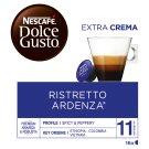 NESCAFÉ Dolce Gusto Ristretto Ardenza - Coffee in Capsules - 16 Capsules Packed