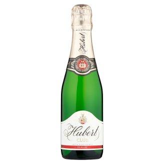 Hubert Club Akostné šumivé víno biele polosladké 0,375 l