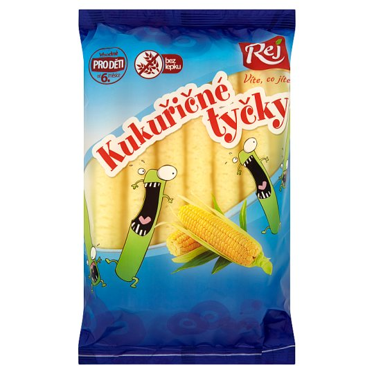 Rej Corn Sticks 60 g