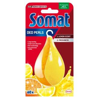 Somat Deo Duo-Perls Osviežovač do umývačky riadu s vôňou citrónu a pomaranča 17 g