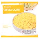Tesco Sweetcorn Deep Frozen 450 g
