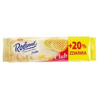 Sedita Rodinné Club maslové 168 g