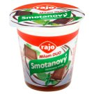Rajo Mňam Duo Creamy Yoghurt Chocolate - Mint 145 g
