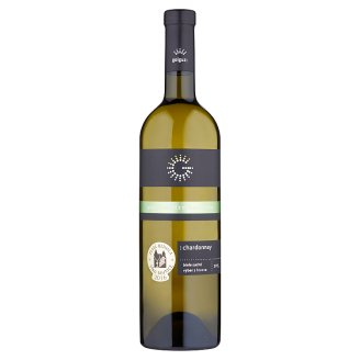 Golguz Chardonnay víno biele suché výber z hrozna 0,75 l