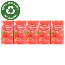 Tesco Pocket Tissues Perfumed 3-Ply 10 x 10 pcs