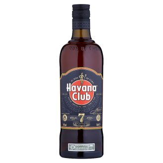 Havana Club Añejo 7 Años Cuban Rum 0.7 L
