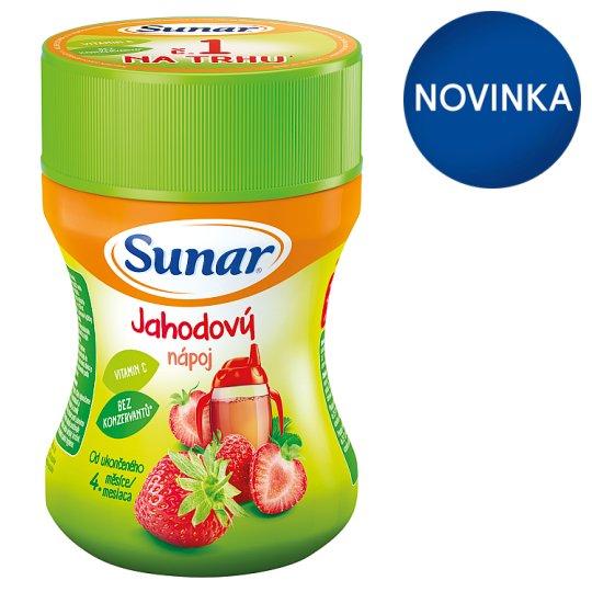 Sunárek Soluble Strawberry Drink in Powder 200 g