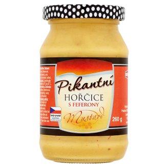 Boneco Pikantná horčica s feferónmi 260 g