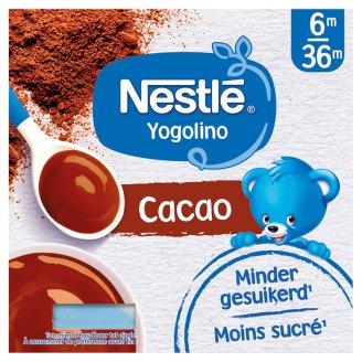 Nestlé Yogolino Dessert čokoláda 4 x 100 g
