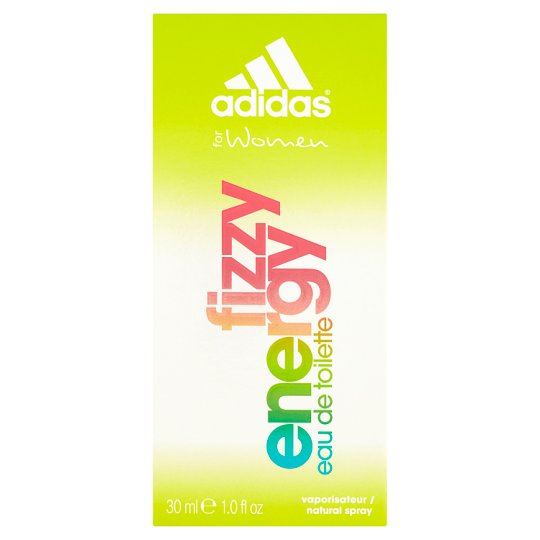Adidas for Women Fizzy Energy Natural Spray 30 ml