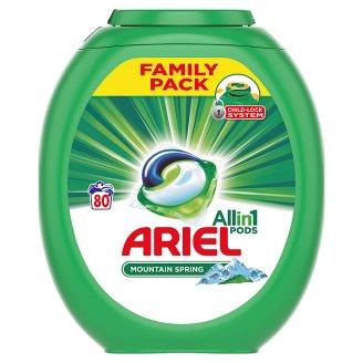 Ariel 3 v 1 Pods Mountain Spring Na 80 Praní