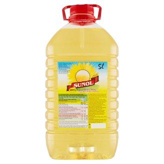 Sunol 100% Sunflower Oil 5 L