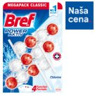 Bref Power Aktiv Chlorine Solid Toilet Block 3 x 50 g