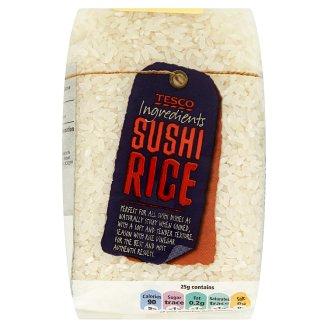 Tesco Ingredients Sushi Ryža guľatozrnná lúpaná 500 g