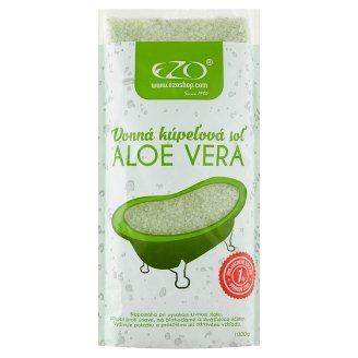 Ezo Vonná kúpeľová soľ aloe vera 500 g