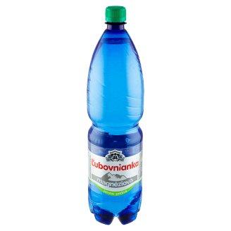 Ľubovnianka Magnesium Carbonated Natural Mineral Water 1.5 L
