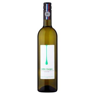 MVS Müller Thurgau akostné víno biele suché 0,75 l