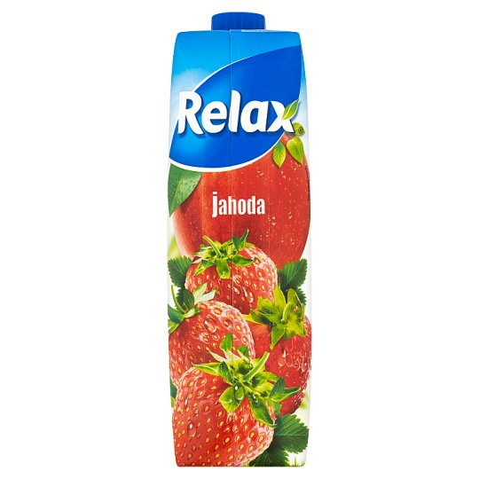 Relax Jahoda 1 l