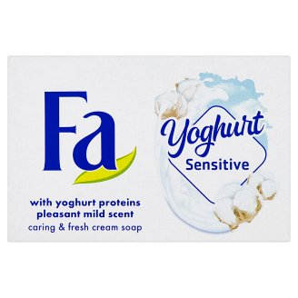 Fa Cream Soap Yoghurt Sensitive 90 g