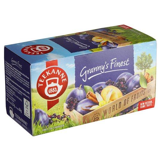TEEKANNE Granny's Finest, World of Fruits, 20 Tea Bags, 50 g