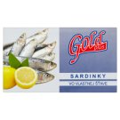 Gold Plus Sardines in Brine 125 g