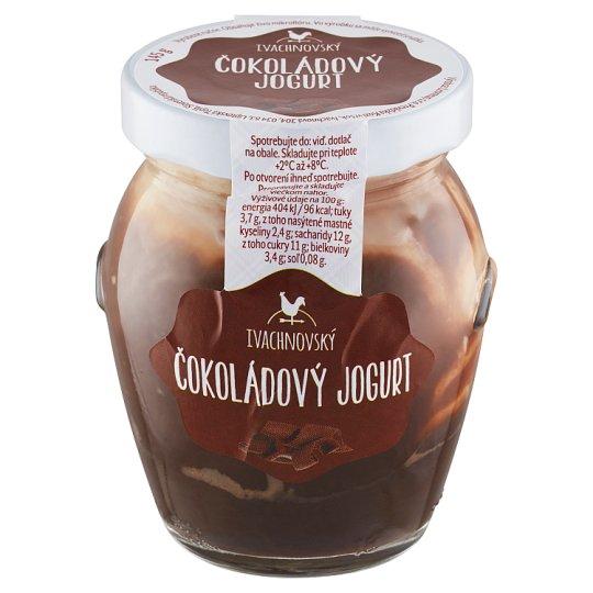 Ivachnovský Yoghurt Chocolate 145 g
